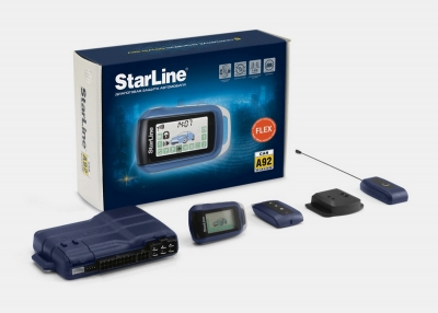 Автосигнализация StarLine B94 CAN, GSM / GPS